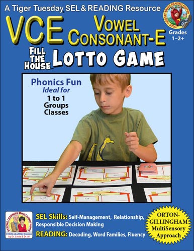 VCE - Lotto Learning Activity - Digital Download - L602D
