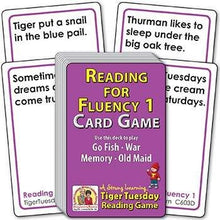 Reading Fluency 1 (Ages 6-8+) C603D