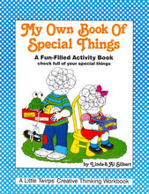 My Own Book of Special Things (Grades K-4) 019