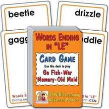 "Words Ending in ""LE"" (Ages 8-11+) C126"