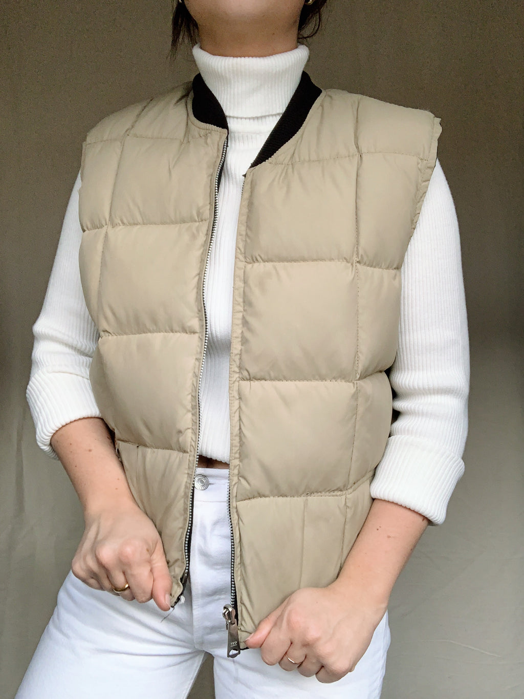 Down Puffer Vest