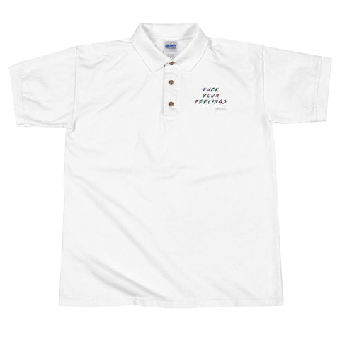 FYF Embroidered Polo Shirt