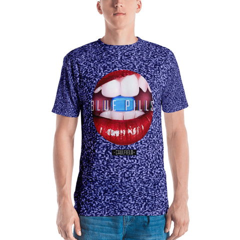 Blue Pills Men's T-shirt
