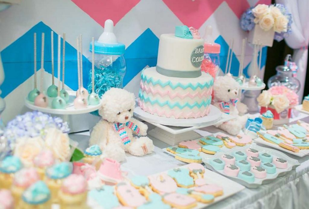 how much should i spend on a gender reveal party bumpreveal