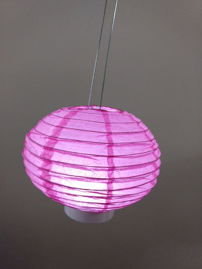 "8"" Gender Reveal Paper Lantern Balloon"