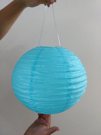 "12"" Gender Reveal Paper Lantern Balloon"