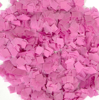 Light Pink Tissue Paper Confetti Gender Reveal (1 LB Bag) - BumpReveal