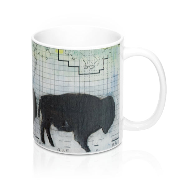 Bison Mug-For some Bison Love!