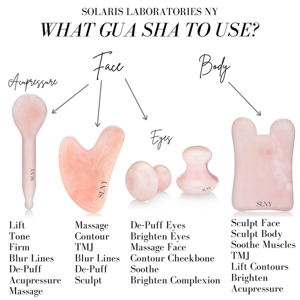 What Gua Sha Tool Shape To Use?