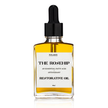 THE ROSEHIP oil
