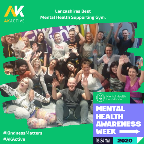 AK Active Lancashires Best Mental Health Supporting Gym