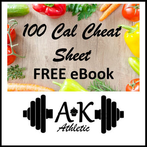 The 100 Calorie Cheat Sheet eBook