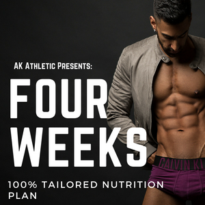 4 Week Tailored Nutrition Plan