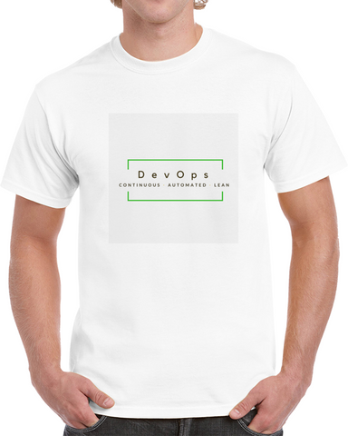 Devops Continuous Automated Lean  T Shirt