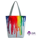 paint can tote bag