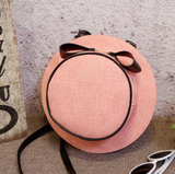 Women's hat backpack purse