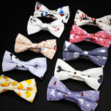 Fun and trendy bow tie for prom