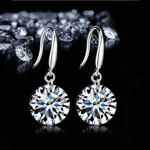Free diamond earrings