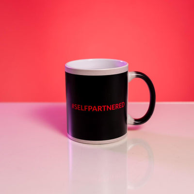 Selfpartnered Heat Change Mug