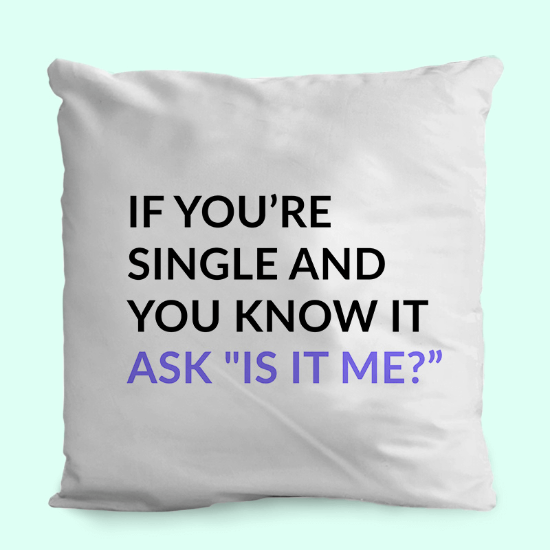 Anti Valentine's Day Cushion (4482081914985)