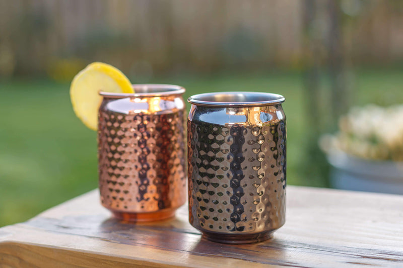 Stainless Steel Can Cups