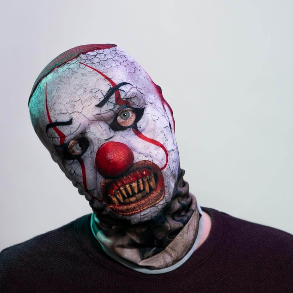 Horror MaskIT Clown
