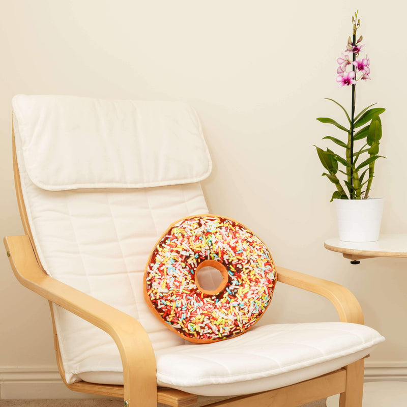 Donut Cushion (4617356410985)