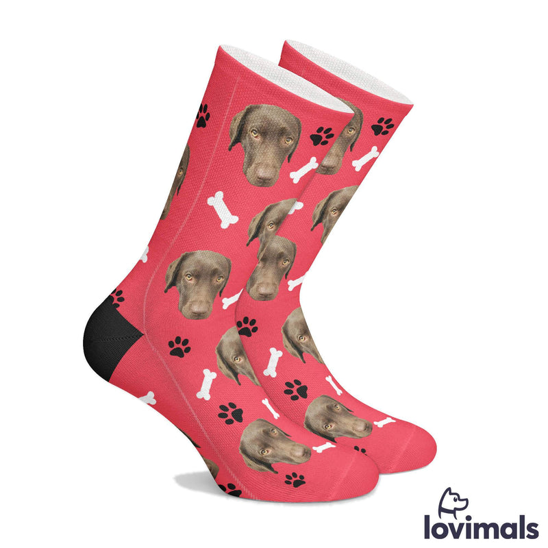 Customizable Dog Socks (4393784082537)