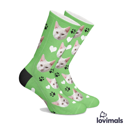 Customizable Cat Socks (4393786638441)