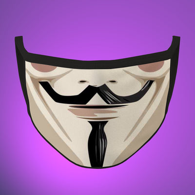 Monster Face MaskGuy Fawkes