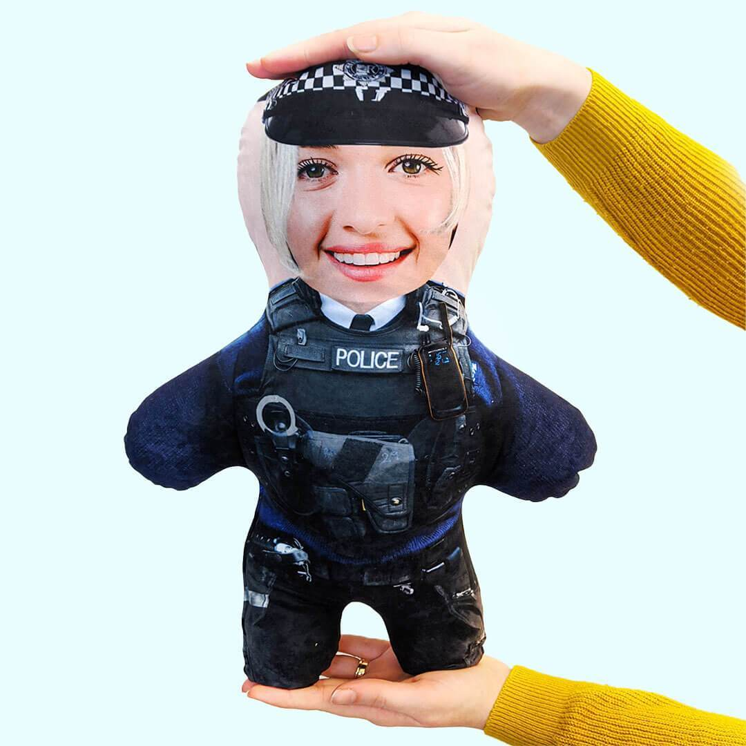 Mini Me - PoliceB Woman