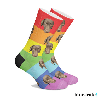 Customizable Pride Socks