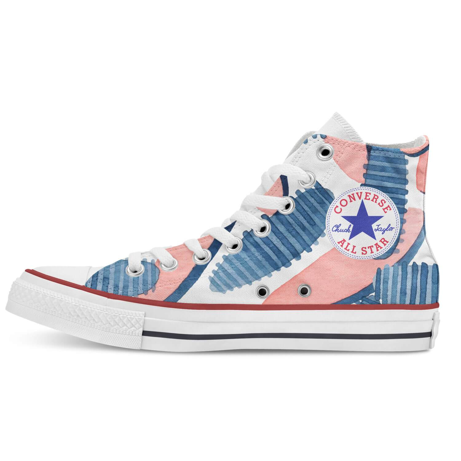 Personalized Converse Chuck Taylor All Star High Top (4618787684457)