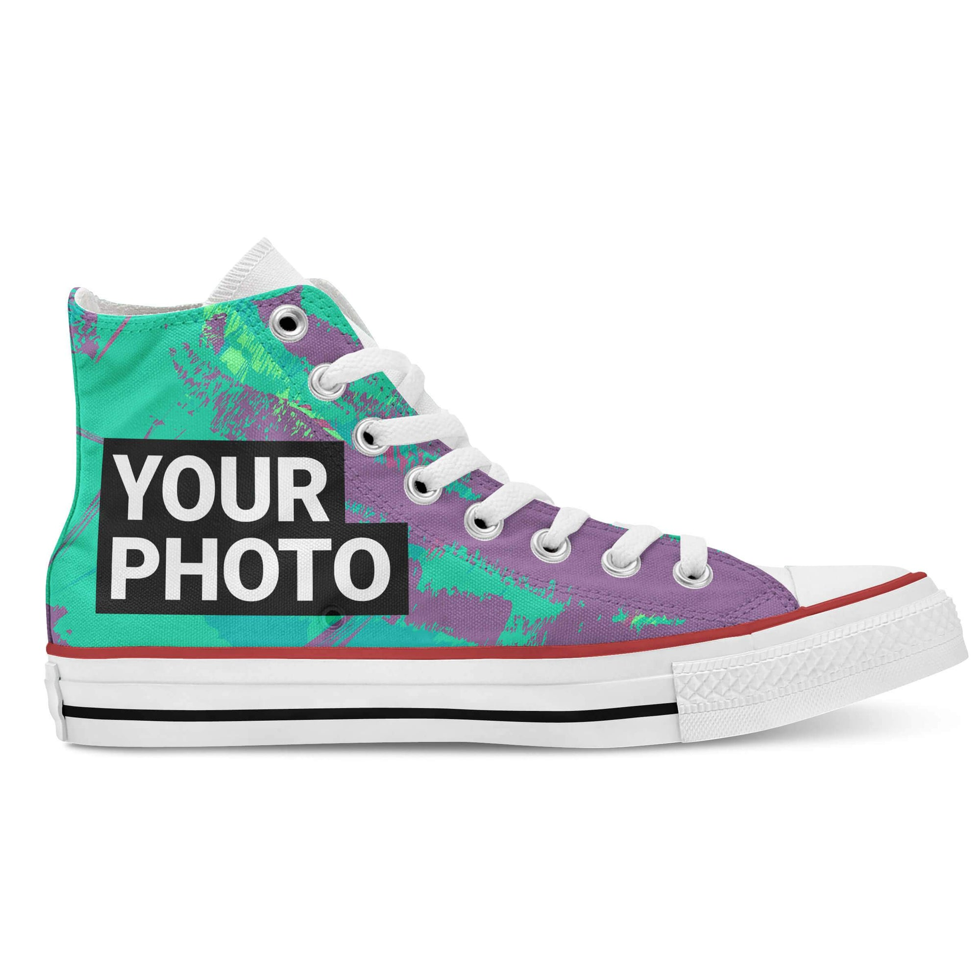 Personalized High Top Sneakers
