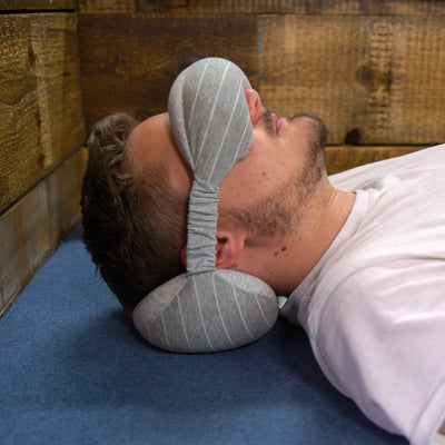 Travel Mask and Pillow (1382173573184)