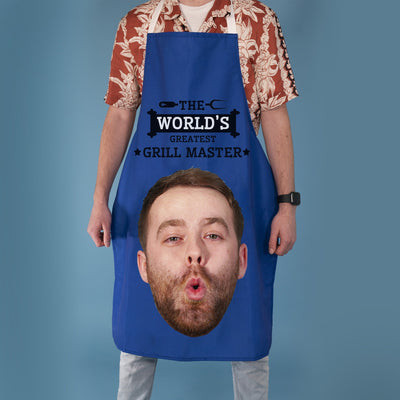 Customized World's Greatest Apron (3644548251753)