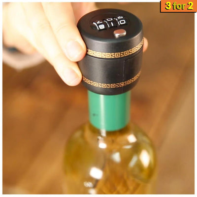 Wine Bottle Lock (541276241984)