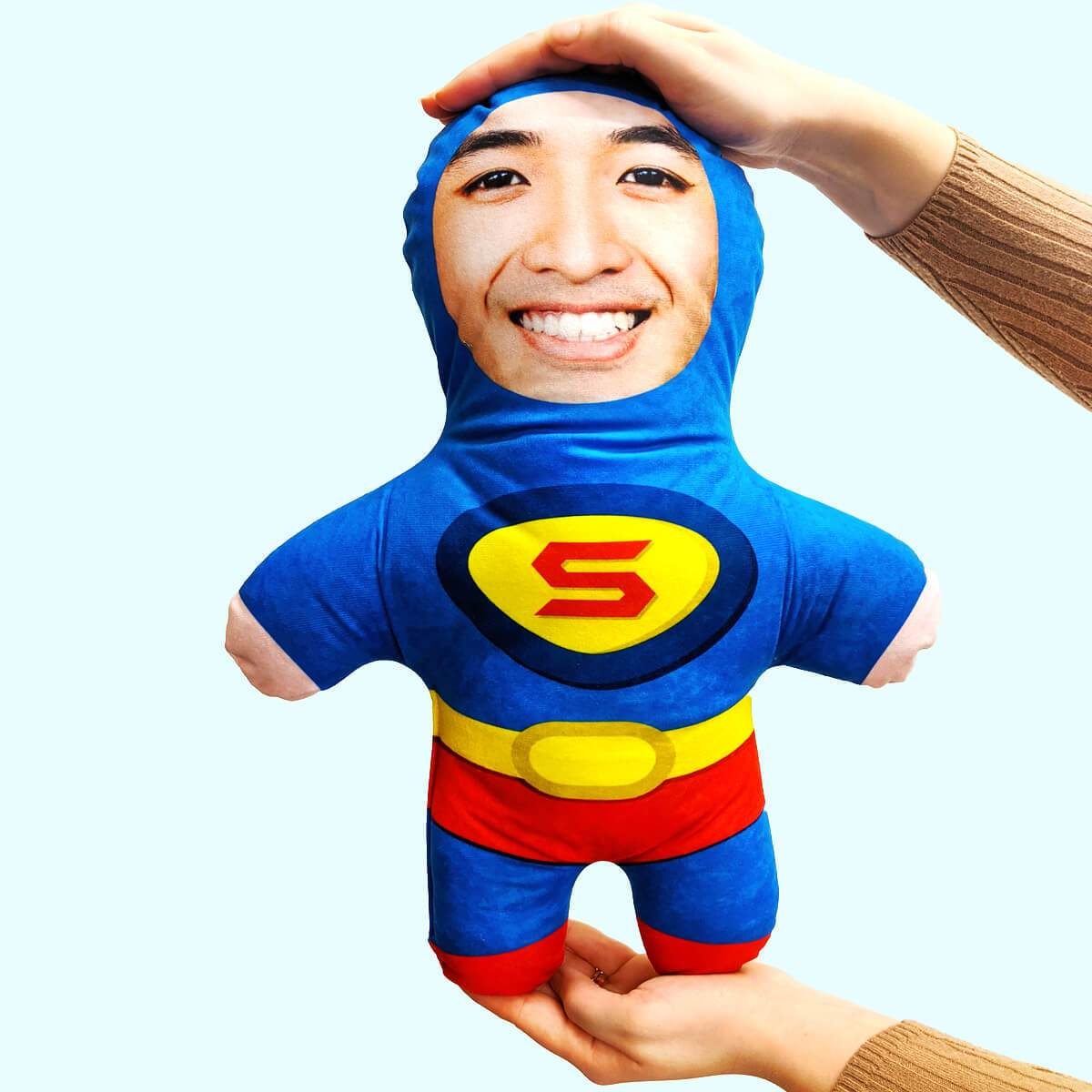 Mini Me - Superhero