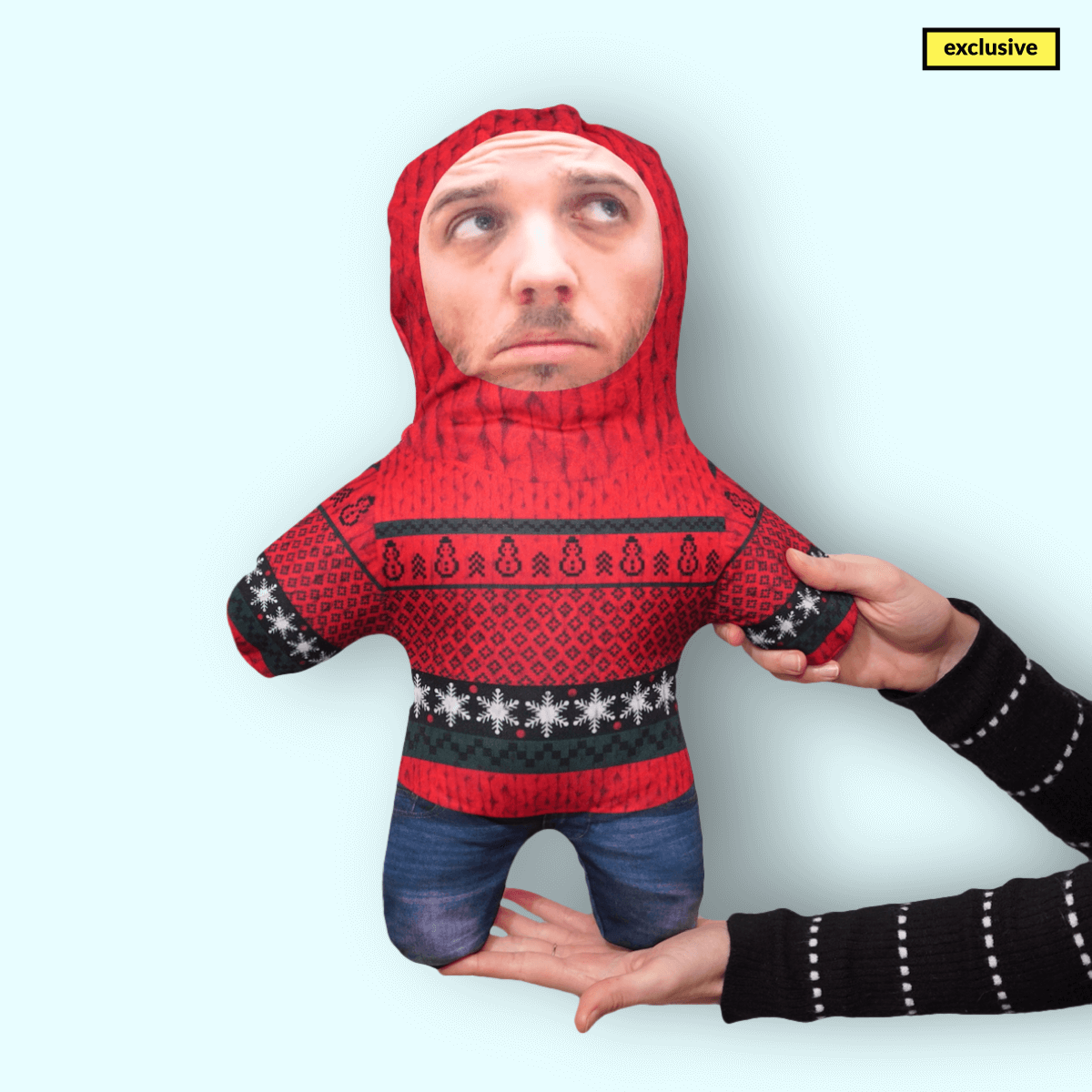 Mini Me - Christmas Jumper