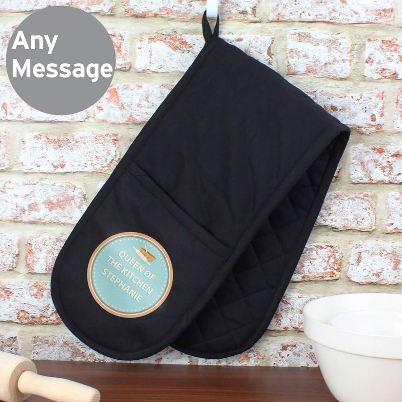 Personalizable Oven Gloves (4676109664361)