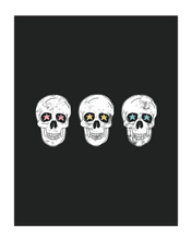 Load image into Gallery viewer, SKELETON PRINT PACK