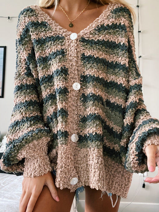 PUMPKIN PATCH CARDIGAN