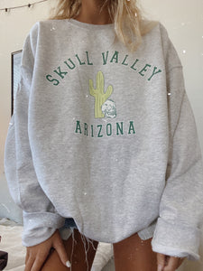 SKULL VALLEY CREWNECK