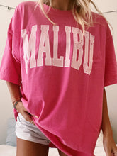 Load image into Gallery viewer, PINK MALIBU TEE - Olive Lynn