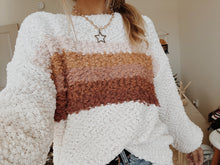 Load image into Gallery viewer, SUNSET SWEATER - Olive Lynn