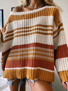 DESERT OVERSIZED SWEATER