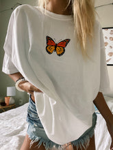 Load image into Gallery viewer, BUTTERFLY TEE - Olive Lynn