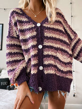Load image into Gallery viewer, WINE NIGHT CARDIGAN