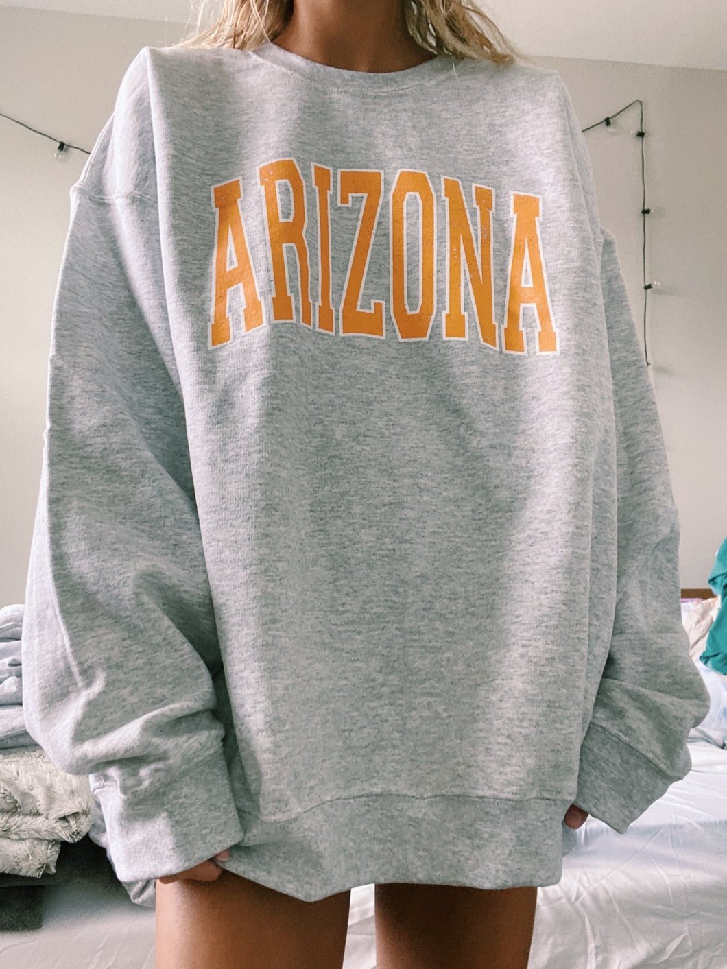 ORIGINAL ARIZONA CREWNECK - Olive Lynn
