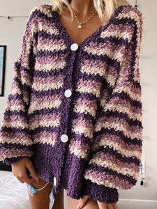 WINE NIGHT CARDIGAN